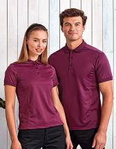 Men`s Coolchecker Piqué Polo